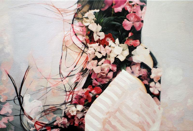 Pakayla Biehn painting 1