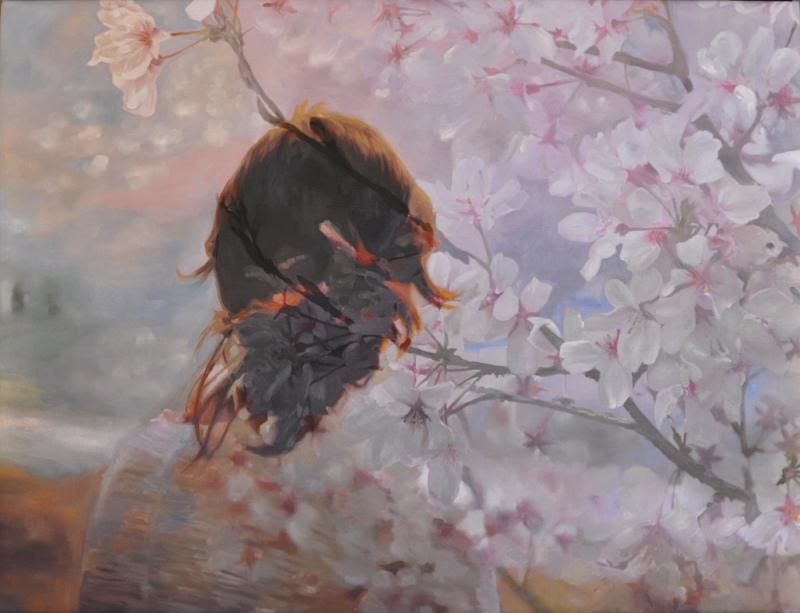 Pakayla Biehn painting 2
